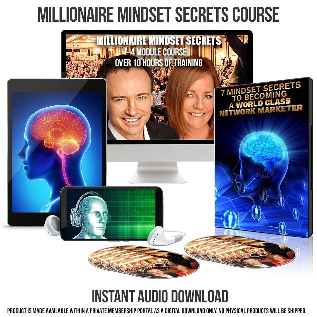 Millionaire Mindset Dave O'Connor